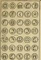 Historia Byzantina duplici commentario illustrata - prior, Familias ac stemmata imperatorum constantinopolianorum, cum eorundem augustorum nomismatibus, and aliquot iconibus - praeterea familias (14767405132).jpg
