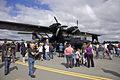Historical Aircraft Restoration Society Consolidated PBY-6A Catalina (VH-PBZ) at the Canberra Airport open day.jpg