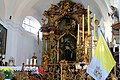 Hlavní oltář, kostel svatého Václava, Stará Boleslav, okr. Praha-východ, Středočeský kraj 02.jpg