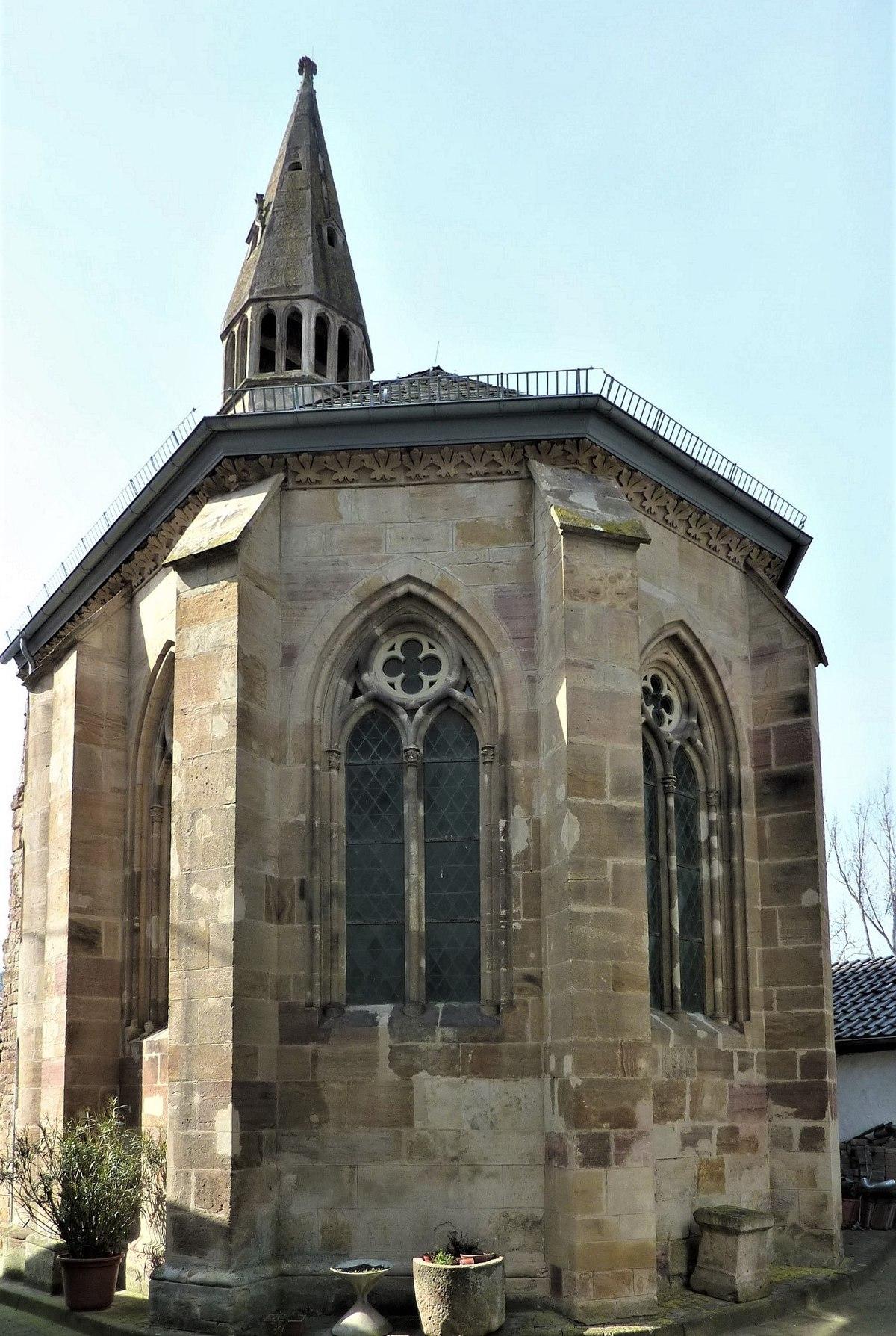 Px Hof Iben Kapelle