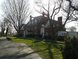Hollin Hall (Virginia) human settlement in United States of America