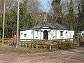 Holmsley South, Beech House Lodge - geograph.org.uk - 1184229.jpg