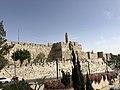 Holy Land 2018 (1) P058 Jerusalem's Old City Walls Jaffa Gate.jpg