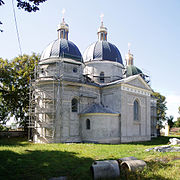 Holy Trinity church, Velyka Vilshanytsia (01).jpg