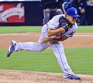 Hong-Chih Kuo Taiwanese baseball player