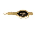 Hopfälld lornjett i guld med diamanter, 1860-tal - Hallwylska museet - 109765.tif