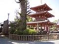Hosen-ji (three-story pagoda).jpg