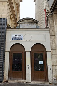 Paris, 27 boulevard Poissonnière: Chopins erste Wohnung in Paris 1831–1832. (Quelle: Wikimedia)