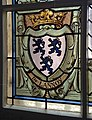 House of Lannoy, Coat of arms, Renaissance Castle Beaufort (Luxembourg).jpg
