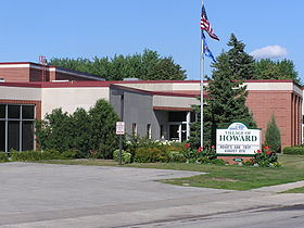 Howard Wisconsin Village Hall.jpg