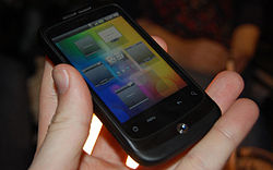 Image illustrative de l'article HTC Wildfire