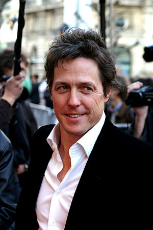 Hugh Grant - Grant in Brussels, October 2008