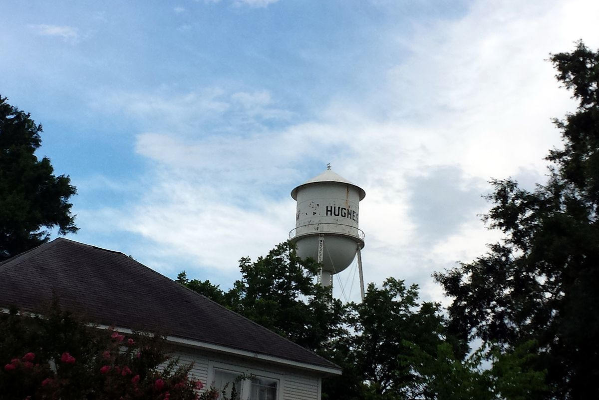 Hughes Water Tower Wikipedia