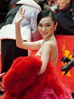 Huo Siyan Chinese actress
