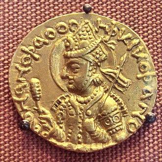 Huvishka - Image: Huvishka BM Coin