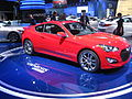 Hyundai Genesis Coupé at NAIAS 2012 (6679588727).jpg