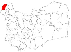 I. C. Brătianu, Tulcea - Image: I.C. Bratianu jud Tulcea