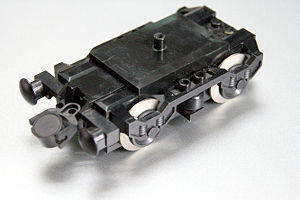 Lego Trains - The 9-volt motor