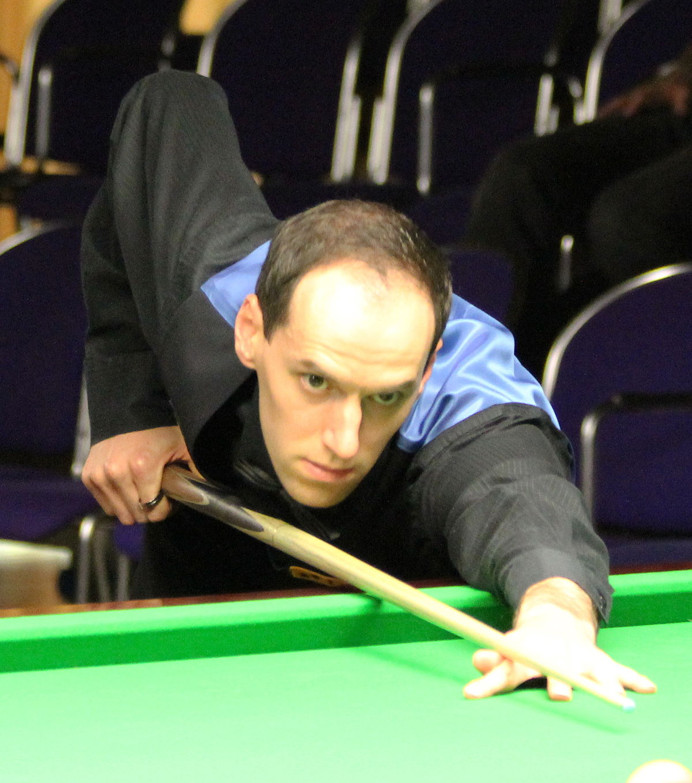 2012 2013 Season Opens With Sleeping: Ian Burns (snooker Player)