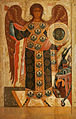 Icon of Michael with miracle at Chonae XV Ryazan.jpg
