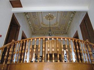 Ihlamur Palace - Image: Ihlamur Palace Court Pavilion 08