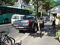 Illegally parked vehicle in Tel Aviv 3.JPG