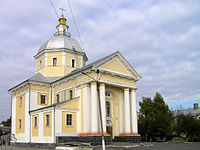 Immaculate Conception church, Sharhorod.jpg