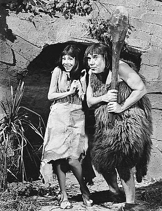 It's About Time (TV series) - Imogene Coca and Joe E. Ross