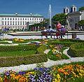 In the Mirabellgarten. Salzburg, Austria.jpg
