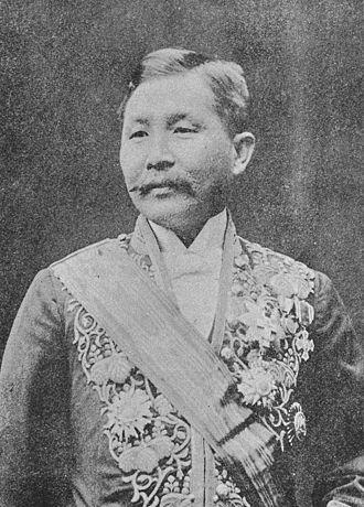 Inagaki Manjirō - Inagaki Manjirō from Nagasaki Ken Jinbutsu Den (Biographies of Nagasaki prefecture)