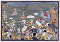 Indian - Lakshmana Fights Indrajit - Walters W902.jpg