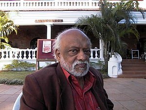 Francis Newton Souza - Image: Indian artist of Goan origin, Francis Newton Souza