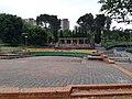 Iniciada la rehabilitación total del anfiteatro y los paseos del parque de los Pinos en Tetuán 01.jpg