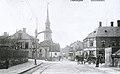 Innherredsveien med Bakke kirke.jpg