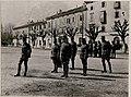 Inspizierung des 4.Tiroler Kaiserjägerregimentes durch Exzellenz Feldmarschall Conrad Freiherr von Hötzendorf am Piazza d'Armi in Trient (BildID 15736153).jpg