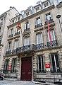 Institut Cervantes, 7 rue Quentin-Bauchart, Paris 16e 1.jpg