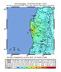6.4 magnitude earthquake hits Chile