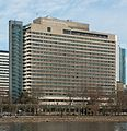 InterContinental Hotel, Frankfurt, South view 20170205 1.jpg