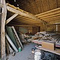 Interieur, overzicht schuur - Schoonebeek - 20376079 - RCE.jpg