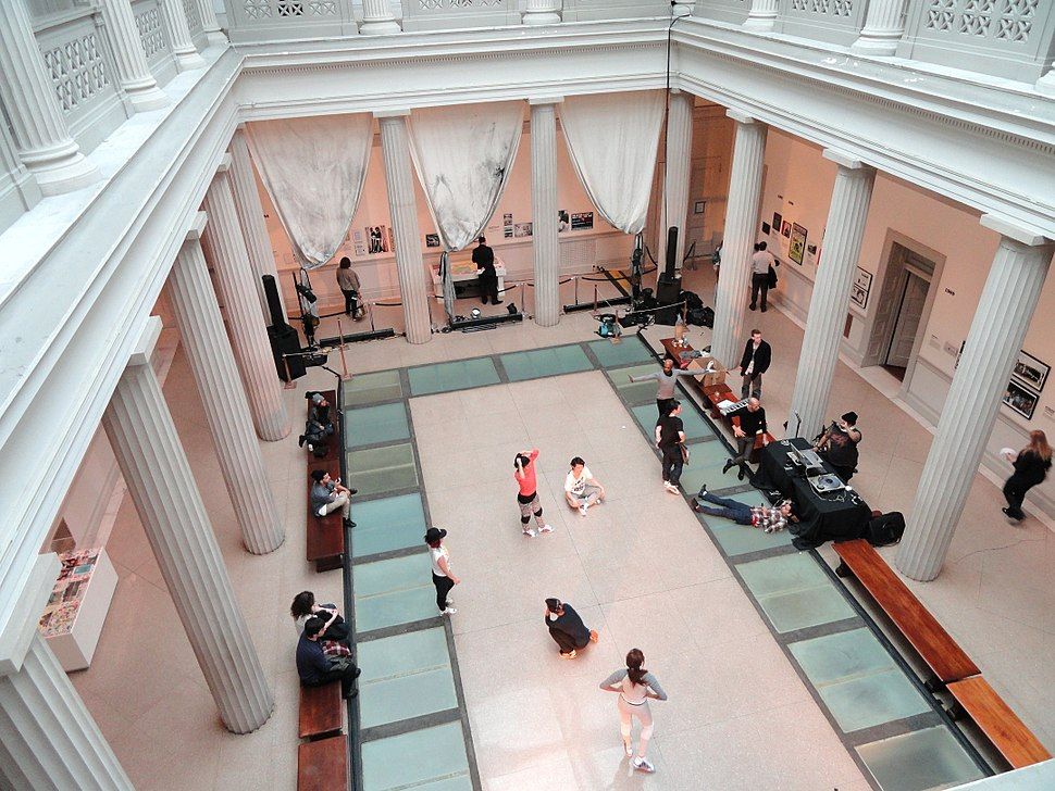 Interior - Corcoran Gallery of Art - DSC08269