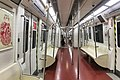 Interior of a train on Xi'an Metro Line 2 20200429.jpg