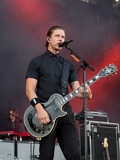 Picture of a band or musician: Paul Banks