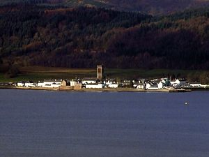 Inveraray - Image: Inveraray, Scotland, UK (RLH)