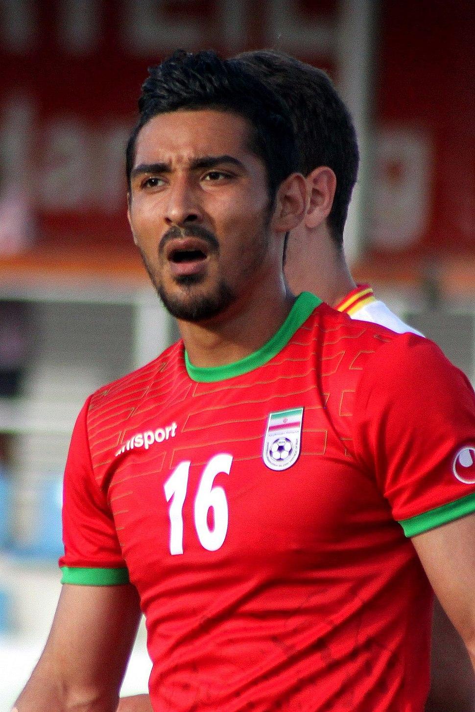 Iran vs. Montenegro 2014-05-26 (079)