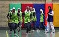 Iran women's national volleyball team camp - 7 September 2011 07.jpg