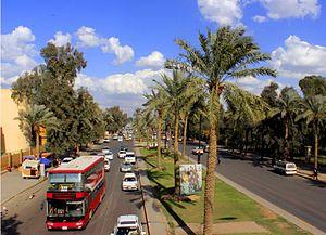 Bagdad: Iraq baghdad 02