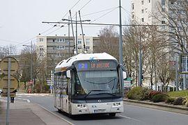 Irisbus cristalis wikip dia - Ligne bus limoges ...