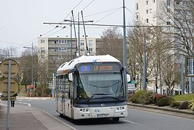 Liste Des Lignes De Bus De Limoges Wikipedia