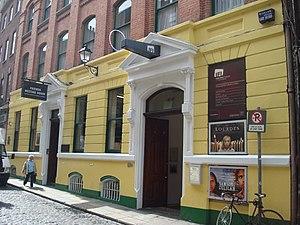 Irish Film Institute - Image: Irish Film Institute, Dublin