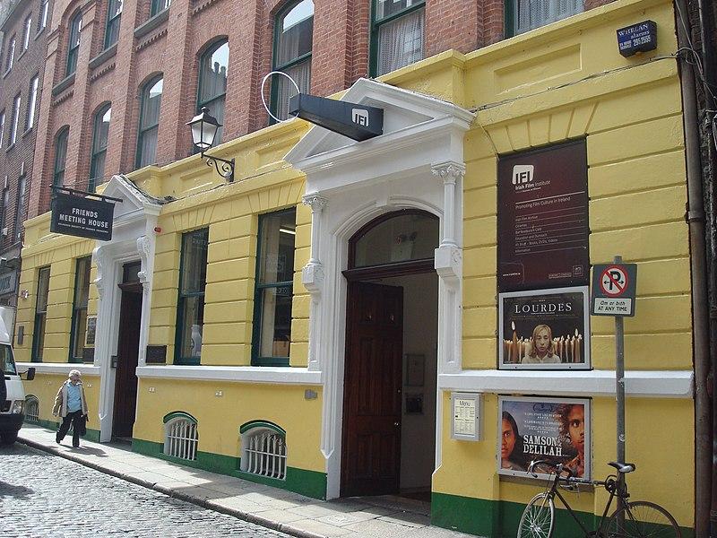 Irish Film Institute. From 28 Best Bookshops in Dublin